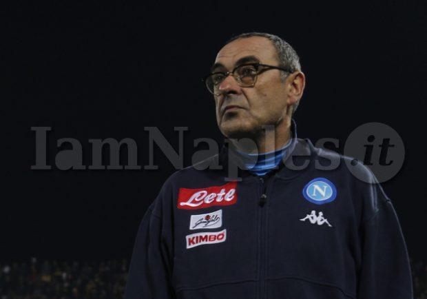UFFICIALE – Chelsea, Maurizio Sarri è il nuovo allenatore del club