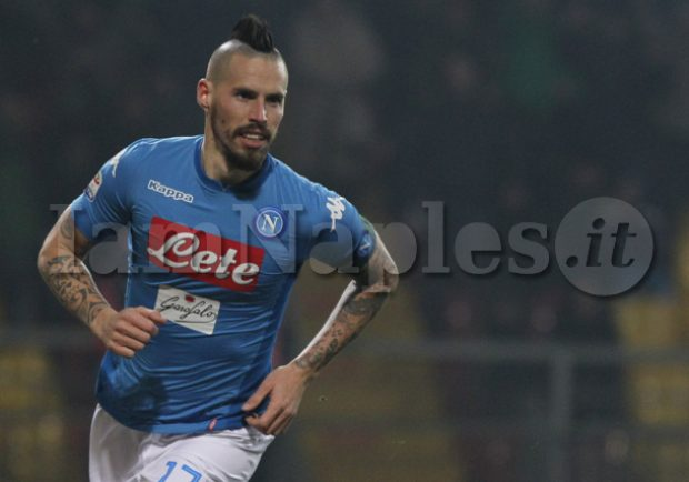 """Hamsik, l'entourage: """"Con Ancelotti potrebbe esserci un nuovo ruolo, Marek è un perno del Napoli!"""""""