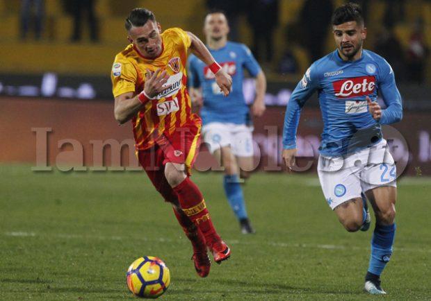 """Gaetano Letizia: """"Il Napoli ha espresso il miglior calcio d'Europa. Ciciretti ed Inglese devono farsi trovare pronti in ritiro"""""""
