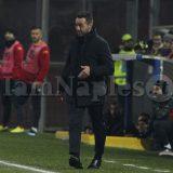 """Benevento, De Zerbi: """"Gli episodi ci penalizzano, pretendiamo rispetto!"""""""