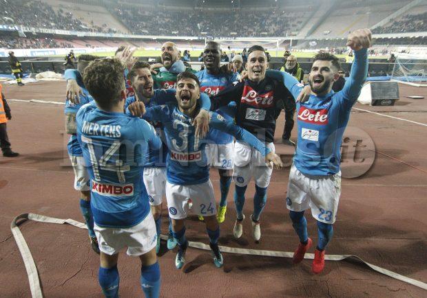 PHOTOGALLERY – Napoli-Lazio 4-1, rivivi il match attraverso gli scatti di IamNaples.it