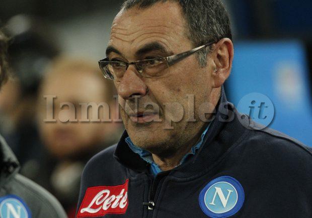 Il Mattino – In giornata contatti tra De Laurentiis ed il Chelsea per Sarri: idea David Luiz dai blues