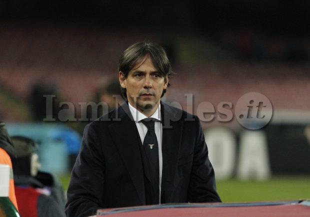 Lazio, prove di Napoli per Simone Inzaghi: ultima amichevole estiva per i biancocelesti