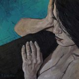 Storie: mostra personale di Francesca Di Martino alla AM Studio Art Gallery