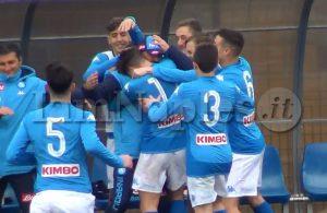 VIDEO IAMNAPLES – Under 17: Salernitana-Napoli, azzurri a segno dal dischetto con Cioffi