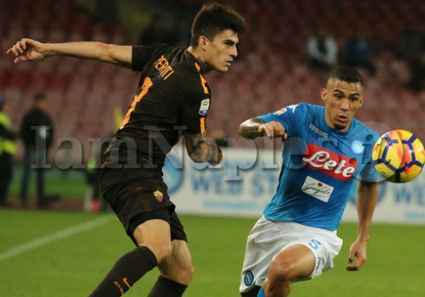 Serie A, Hellas Verona-Roma: avanti la Roma di misura all'intervallo