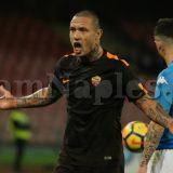 CdS – Roma, Nainggolan si è sentito scaricato e vuole soltanto l'Inter alle proprie condizioni