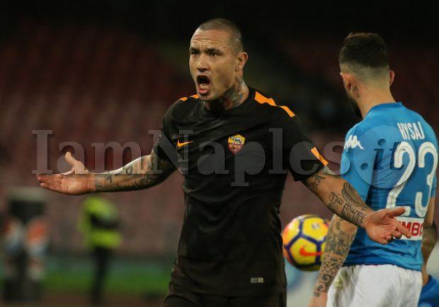 """Nainggolan alla Gazzetta: """"È stata la Roma a volermi cedere, l'Inter mi ha voluto fortemente"""""""