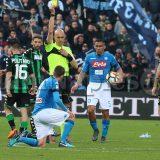 VIDEO – Sassuolo-Napoli a Fabbri: molto Var nei precedenti, non con la Juventus….