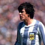 ANSA – Scomparso  a 64 anni Renè Houseman, campione del mondo con la Nazionale argentina nel 1978