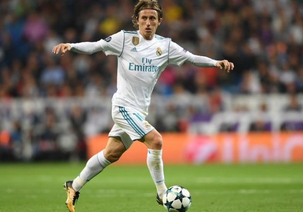 """Real, Modric gela la Juve: """"Non penso che CR7 andrà via, non riesco ad immaginarlo in nessun'altra squadra"""""""