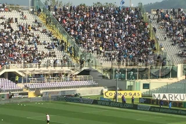 Fiorentina-Napoli, Koulibaly espulso con il Var: azzurri in dieci dal 6′