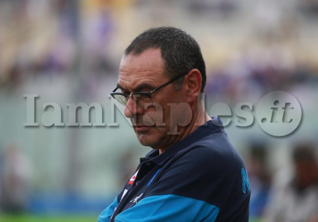 Sportitalia – Nessuna risoluzione tra Sarri ed il Napoli: tra mercoledì e venerdì sarà il nuovo allenatore del Chelsea