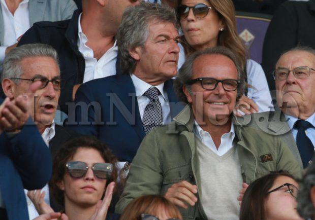 """Fiorentina, Della Valle: """"Orgoglioso di questo gruppo. Ora la continuità"""""""