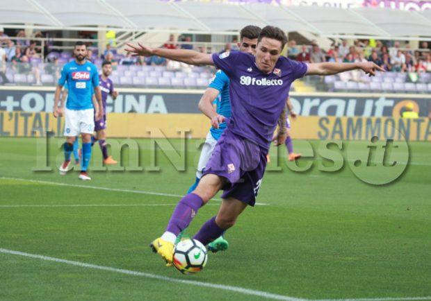 Repubblica – Offerti 55 milioni per Federico Chiesa, ma la Fiorentina non fa sconti