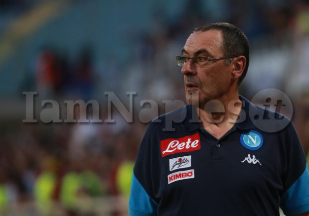 Chelsea-Sarri, De Laurentiis impone una clausola: se Sarri vuole altri azzurri dovrà pagare una penale!