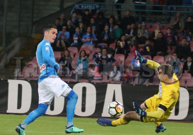Tuttosport – Callejon, oggi scade la clausola da 23 milioni di euro: Milan avvisato, i dettagli
