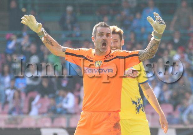 """Crc, Sorrentino ad alcuni tifosi: """"Napoli sarebbe la ciliegina sulla torta della mia carriera"""""""