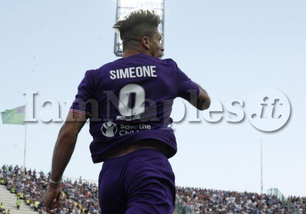 """Simeone a Sky: """"Napoli in difficoltà non per risultato Juve, ma per l'uomo in meno e il nostro gioco!"""""""