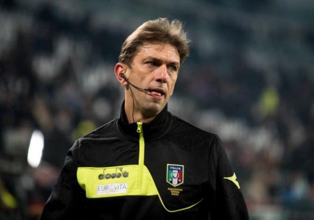 Serie A – Arbitri, dismessi Rizzoli e Tagliavento. Promozione per Chiffi e La Penna