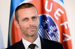 """UEFA, Ceferin: """"Chi non conclude il campionato rischia di non partecipare alle Coppe…"""""""