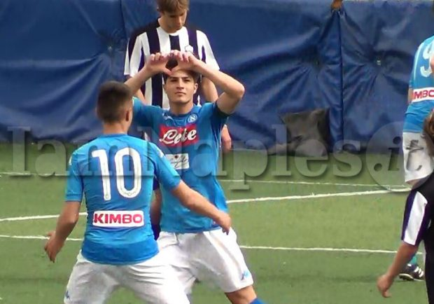 VIDEO IAMNAPLES.IT – Under 16 A e B, Napoli-Ascoli 4-0: gli highlights del match