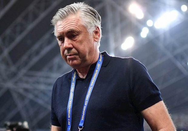 """Ancelotti alla tv messicana: """"Senza Italia, metto la vostra maglia e tifo Messico!"""""""