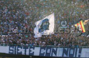 Napoli-Chievo, già superato il record stagionale in serie A di presenze al San Paolo