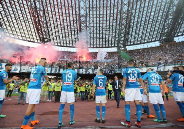 FOTO – CIES, classifica ribaltata in Serie A: Napoli primo nel ranking!