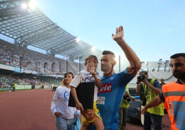"""Maggio: """"Poteva finire diversamente al Napoli, non abbiamo perso il tricolore in albergo…"""""""