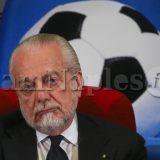 """De Laurentiis: """"Annata positivissima, abbiamo capito chi è adatto al gioco di Ancelotti"""""""