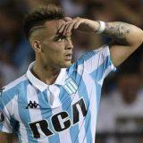 """Inter, Lautaro Martinez: """"Un sogno essere qui. Milito mi ha raccontato molte cose"""""""