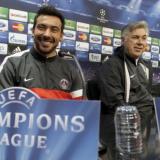 """Lavezzi: """"Ancelotti adatto a questo Napoli, con lui si corre e si vince"""""""