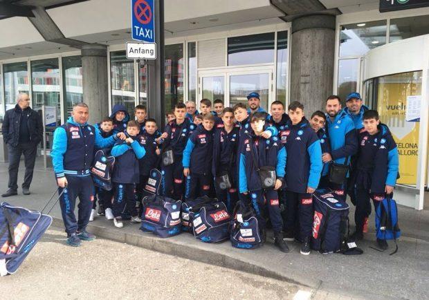Torneo Abano – Under 14, Napoli inserito nel girone A con Juventus, Dinamo Kiev e Asburgo
