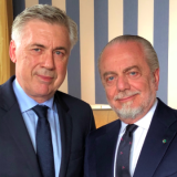 Gazzetta – De Laurentiis ha chiesto ad Ancelotti una dimensione europea e la valorizzazione dei giovani