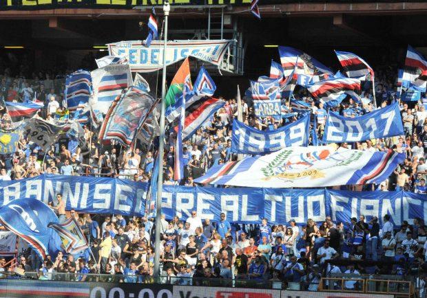 Il Mattino – Cori anti Napoli, la solita vergogna: solo un'ammenda per la Sampdoria