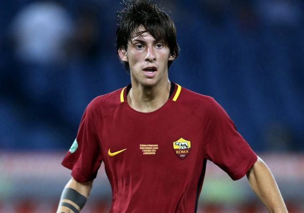 Champions, Roma-Liverpool: esordio assoluto in Europa per il classe '99 Antonucci