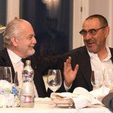Sarri-De Laurentiis: la guerra di nervi nell'incertezza del Napoli
