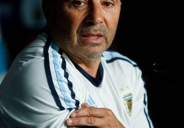 Clamoroso Argentina: i giocatori scaricano Sampaoli e chiedono l'autogestione