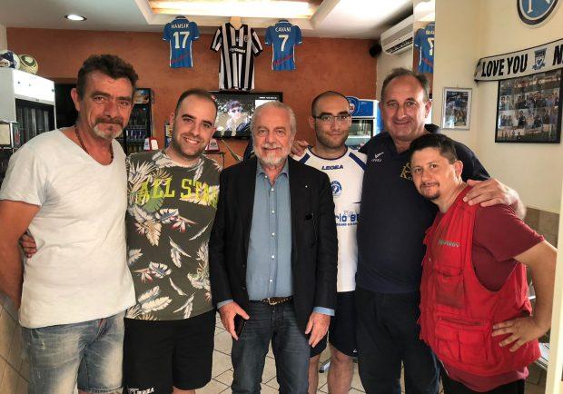 ESCLUSIVA – Kennedy, Frattamaggiore e Sant'Antimo: il Napoli sulle strutture si muove su più tavoli