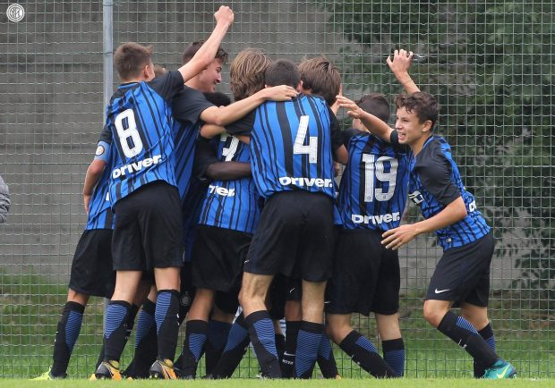 Under 16 A-B, trionfa l'Inter: in finale è 3-0 alla Juventus
