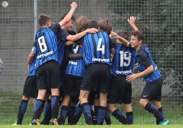 Under 15, l'Inter batte ai rigori l'Atalanta e vola in finale contro la Juventus