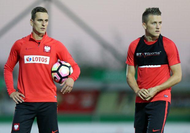 """Polonia, l'eliminazione """"porta"""" a Dimaro Zielinski e Milik"""