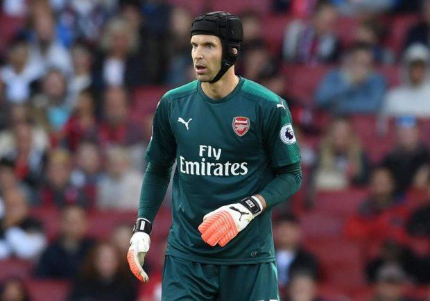 """Cech: """"Il Napoli era interessato a me, ma il mio futuro è all'Arsenal e voglio lottare per un posto da titolare"""""""