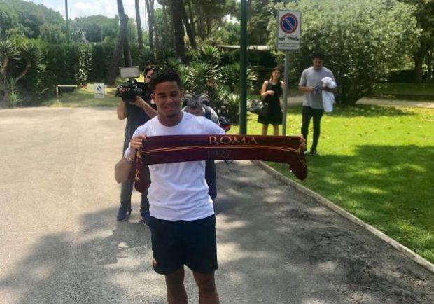 UFFICIALE – Kluivert è un nuovo giocatore della Roma