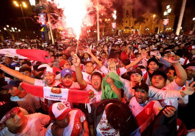 ANSA – Perù, disavventura per un gruppo di tifosi: l'aereo si riempie di fumo, ma senza influire sulla sicurezza del volo