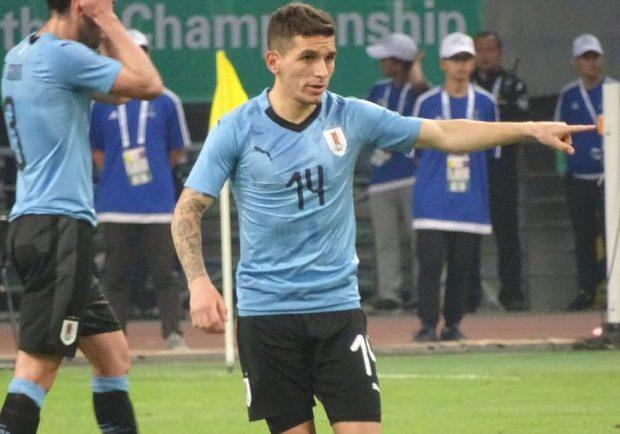 """Torreira: """"E' un onore per me essere paragonato a Vieira ma ho bisogno ancora di crescere"""""""