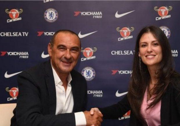 """Chelsea, Marina Granovskaia dà il benvenuto a Sarri: """"A Napoli ha mostrato un gioco eccitante"""""""