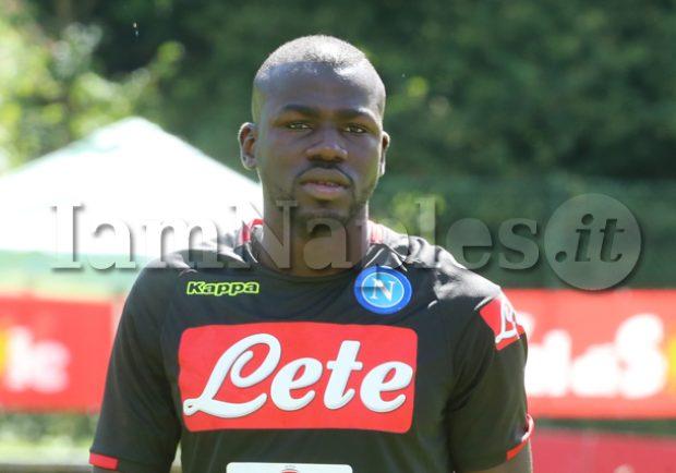 UFFICIALE – Napoli, affaticamento muscolare per Koulibaly: il difensore rientra dalla Nazionale