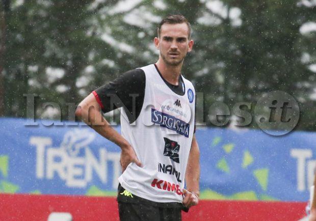 FOTO – Fabian Ruiz si allena e posta una foto sui social, il connazionale Bartra lo prende in giro